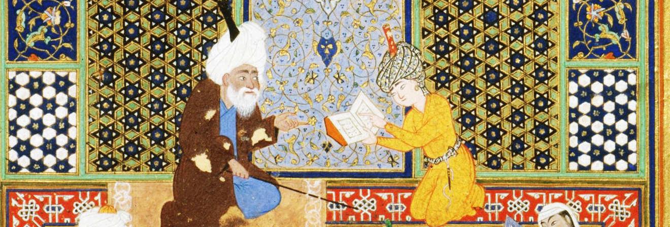 Die Meister-Schüler Beziehung erneut aufgegriffen | A. Nurbakhsh
